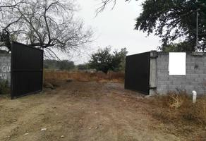 Foto de terreno habitacional en venta en los palmitos lote 1, dulces nombres, pesquería, nuevo león, 0 No. 01