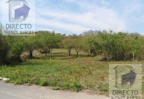 Foto de terreno habitacional en venta en  , los pescadores, santiago, nuevo león, 13226942 No. 01