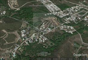 Foto de terreno habitacional en venta en  , los pescadores, santiago, nuevo león, 19404554 No. 01