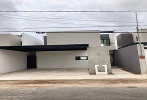 Foto de casa en venta en  , los pinos, mérida, yucatán, 18204066 No. 01
