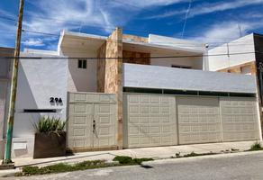 Foto de casa en venta en  , los pinos, saltillo, coahuila de zaragoza, 0 No. 01