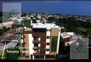 Foto de departamento en renta en  , los pinos, tampico, tamaulipas, 11708069 No. 01