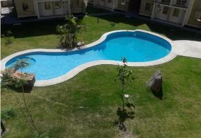 Foto de casa en condominio en renta en  , los pinos tejalpa, jiutepec, morelos, 0 No. 01