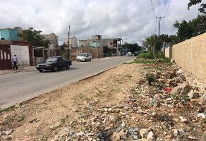 Foto de terreno industrial en venta en los pinos y soledad 761, hacienda real del caribe, benito juárez, quintana roo, 6765628 No. 01