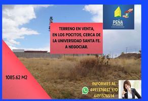 Foto de terreno comercial en venta en  , los pocitos, aguascalientes, aguascalientes, 18893470 No. 01