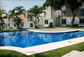 Foto de casa en condominio en venta en  , los presidentes, temixco, morelos, 18053186 No. 01