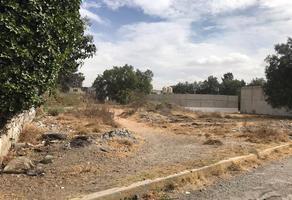 Foto de terreno habitacional en venta en  , los reyes acozac, tecámac, méxico, 18718083 No. 01