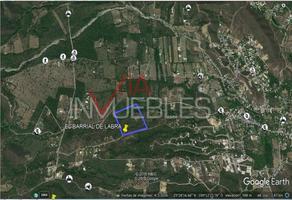 Foto de terreno habitacional en venta en  , los rodriguez, santiago, nuevo león, 18009126 No. 01