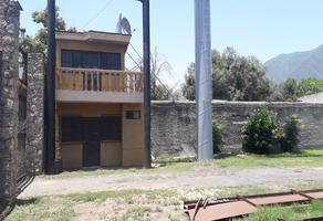 Foto de terreno comercial en renta en  , los rodriguez, santiago, nuevo león, 0 No. 01