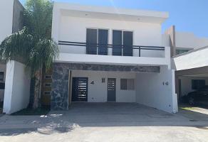 Foto de casa en renta en  , los viñedos, torreón, coahuila de zaragoza, 5870508 No. 01