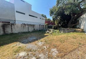 Foto de terreno habitacional en venta en  , los volcanes, cuernavaca, morelos, 18408173 No. 01