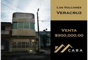 Foto de casa en venta en los volcanes , los volcanes, veracruz, veracruz de ignacio de la llave, 15498854 No. 01