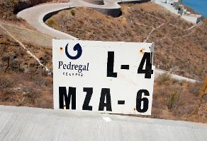 Foto de terreno habitacional en venta en lot 4 manzana 6, camino del alabastro , pedregal del cortes, la paz, baja california sur, 8460717 No. 01