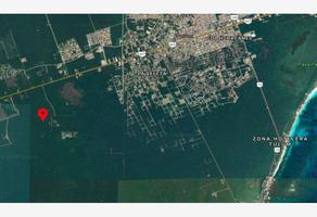 Foto de terreno industrial en venta en lote 009-3 manzana 930 super manzana 007 0, region 15 kukulcan, tulum, quintana roo, 14805115 No. 01