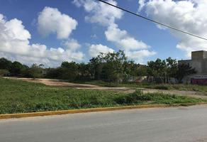 Foto de terreno comercial en venta en lote 1 manz 87 super manzana 247 , supermanzana 248, benito juárez, quintana roo, 18365002 No. 01