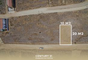 Foto de terreno habitacional en venta en lote 10n manzana 122 s/n , cantamar, playas de rosarito, baja california, 16418137 No. 01