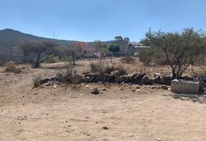 Foto de terreno habitacional en venta en lote 2 poblado santa teresa huimilpan , santa teresa, huimilpan, querétaro, 19346599 No. 01