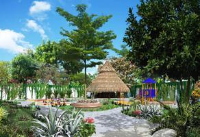 Foto de terreno habitacional en venta en lote 3 , cholul, mérida, yucatán, 0 No. 01