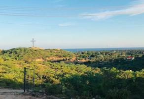Foto de terreno habitacional en venta en lote 4 damiana , la choya infonavit, los cabos, baja california sur, 0 No. 01