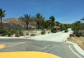 Foto de terreno habitacional en venta en lote 6 manzana 7 rancho cerro colorado. , zona hotelera san josé del cabo, los cabos, baja california sur, 10466093 No. 01