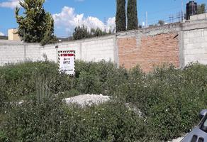 Foto de terreno habitacional en venta en lote 9 , xochihuacán, epazoyucan, hidalgo, 8717836 No. 01