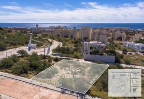 Foto de terreno habitacional en venta en lote 9-f cerro del vigia , club de golf residencial, los cabos, baja california sur, 12275893 No. 01