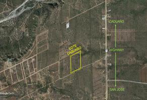 Foto de terreno habitacional en venta en lote en pueblo caduaño , san josé del cabo (los cabos), los cabos, baja california sur, 0 No. 01