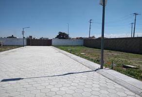 Foto de terreno habitacional en venta en lote en venta residencial paseo del agua, san pedro cholula, pue . , cholula, san pedro cholula, puebla, 15616747 No. 01