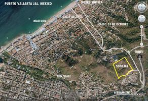 Foto de terreno habitacional en venta en lote manzana 323-h , el cerro, puerto vallarta, jalisco, 0 No. 01