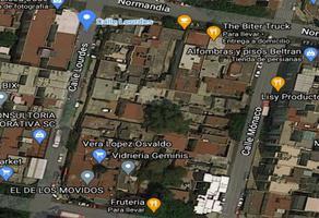 Foto de terreno habitacional en venta en lourdes , zacahuitzco, benito juárez, df / cdmx, 0 No. 01