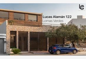 Foto de casa en venta en lucas alamán 122, lomas verdes 6a sección, naucalpan de juárez, méxico, 19116505 No. 01