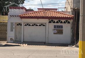 Foto de casa en renta en luis alcaraz 1630, las huertas, culiacán, sinaloa, 19408017 No. 01