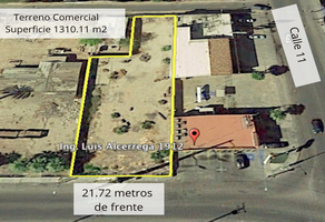 Foto de terreno comercial en venta en luis alcerrega , desarrollo urbano ex ejido orizaba, mexicali, baja california, 20093769 No. 01