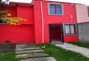 Foto de casa en venta en luis castro 304 , san cristóbal huichochitlán, toluca, méxico, 0 No. 01