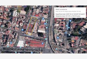 Foto de terreno comercial en venta en luis david 00, mixcoac, benito juárez, df / cdmx, 0 No. 01