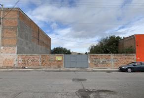 Foto de terreno comercial en venta en luis de mendizabal 155, estrella de oriente, san luis potosí, san luis potosí, 0 No. 01