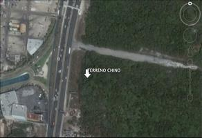 Foto de terreno comercial en venta en luis donaldo colosio , alfredo v bonfil, benito juárez, quintana roo, 16705698 No. 01