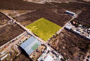 Foto de terreno industrial en venta en luis donaldo colosio , independencia (san josé el alto), querétaro, querétaro, 0 No. 01