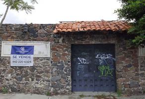 Foto de terreno habitacional en venta en luis echeveria alvarez , santa bárbara 1a sección, corregidora, querétaro, 0 No. 01