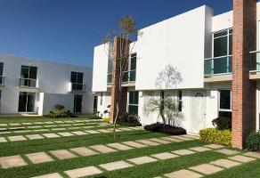 Foto de casa en venta en  , luis echeverría, yautepec, morelos, 8003892 No. 01