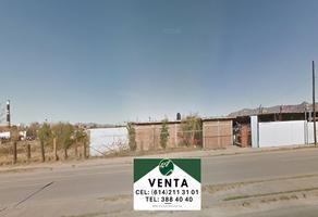 Foto de terreno comercial en venta en  , luis fuentes mares, chihuahua, chihuahua, 17817945 No. 01