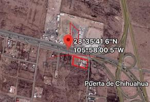 Foto de terreno comercial en venta en  , luis fuentes mares, chihuahua, chihuahua, 7167387 No. 01