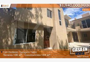 Foto de casa en venta en luis g parra balabuena 211, nuevo aeropuerto, tampico, tamaulipas, 0 No. 01