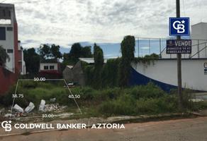 Foto de terreno habitacional en venta en macuilis , jardines de villahermosa, centro, tabasco, 0 No. 01
