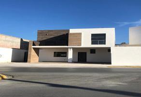 Foto de casa en venta en  , magisterio sección 38, saltillo, coahuila de zaragoza, 19224869 No. 01