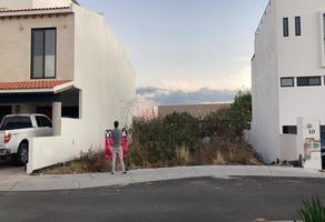 Foto de terreno habitacional en venta en maguey , fraccionamiento piamonte, el marqués, querétaro, 18819643 No. 01