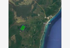 Foto de terreno habitacional en venta en majahual , mahahual, othón p. blanco, quintana roo, 18616744 No. 01