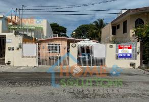 Foto de casa en venta en  , malibrán, carmen, campeche, 13841606 No. 01