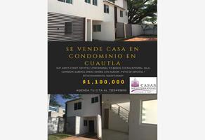 Foto de casa en venta en  , manantiales, cuautla, morelos, 20157722 No. 01