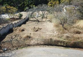 Foto de terreno habitacional en venta en manuel avila camacho , san jerónimo, cuernavaca, morelos, 0 No. 01